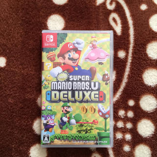 Nintendo Switch - ニンテンドースイッチ スーパーマリオブラザーズ