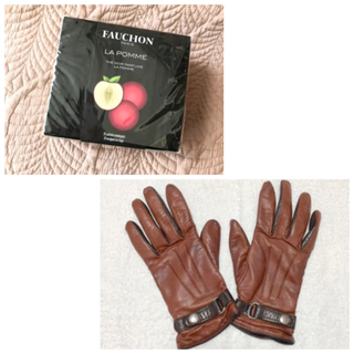 クロエ(Chloe)の✴︎メル様 ✴︎ sermoneta gloves & FAUCHON(手袋)