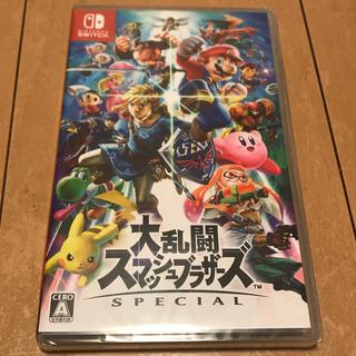 Nintendo Switch - 大乱闘スマッシュブラザーズスペシャル 新品未開封☆無言申請お断り!
