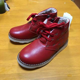 ARMANI JUNIOR - 【新品未使用】ARMANI JUNIOR ブーツ 靴 シューズ 17.5cm