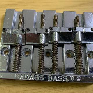 BADASS BASSⅡ バダス2 ベースブリッジ(パーツ)