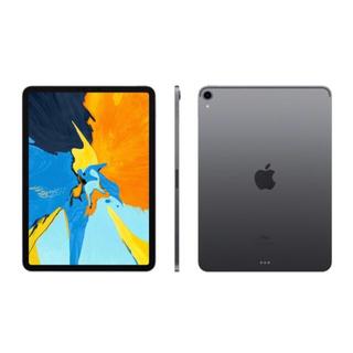 アイパッド(iPad)のiPad Pro 11インチ Wi-Fiモデル 256GB - スペースグレイ(タブレット)