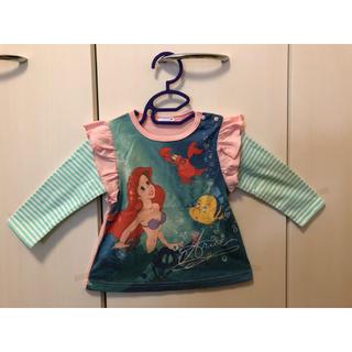 ディズニー(Disney)のディズニーリゾート アリエル ロンT 90サイズ(Tシャツ/カットソー)