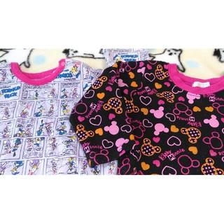 ディズニー(Disney)のディズニー トップス2枚セット(Tシャツ/カットソー)