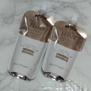 エリクシール(ELIXIR)のリフトモイストしっとりセット詰め替え(化粧水 / ローション)