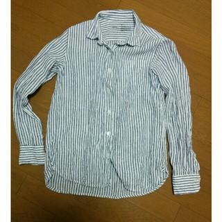 ムジルシリョウヒン(MUJI (無印良品))の無印良品 リネンシャツ(シャツ/ブラウス(長袖/七分))