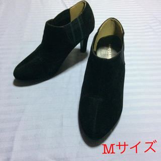 シマムラ(しまむら)のショートブーツ しまむら ブーティ 23cm 24cm(ブーツ)