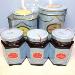 ウェッジウッド(WEDGWOOD)の☆新品未開封☆ウェッジウッド 紅茶&コーヒー &ジャムセット(茶)