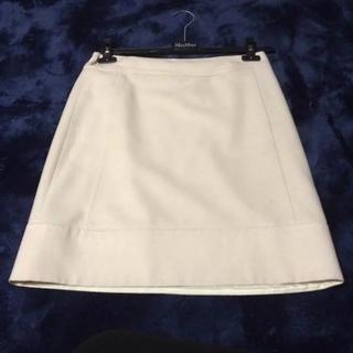 マックスマーラ(Max Mara)のスカート(ミニスカート)