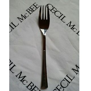 セシルマクビー(CECIL McBEE)のCECILMcBEE(セシルマクビー)ロゴフォーク(カトラリー/箸)