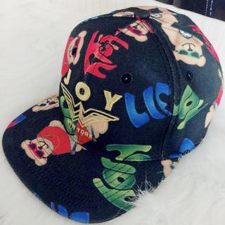 ジョイリッチ(JOYRICH)のSUNGLASSES BEAR CAP(キャップ)