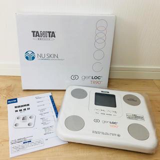 タニタ(TANITA)のタニタ TANITA 体組成計 BC-751 NUSKIN genloc(体重計/体脂肪計)