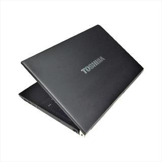 トウシバ(東芝)の東芝A4ノートPC 黒 Win10 i5 4GB 320GB パソコン(ノートPC)