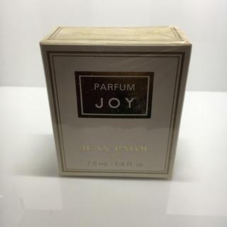 ジャンパトゥ(JEAN PATOU)の送料無料 PARFUM JOY JEAN PATOU 7.5ml  (香水(女性用))