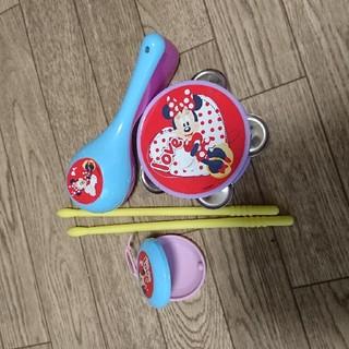 ディズニー(Disney)の【完売商品】ディズニードラムセット(キャラクターグッズ)