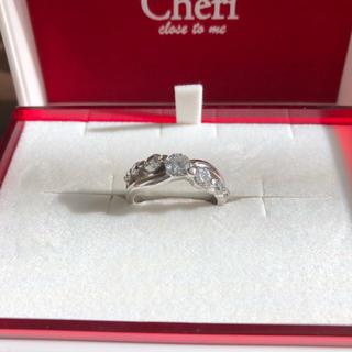 エシェリ(et Cheri)の★Cheriの最高級ダイヤCZリング★早い者勝ち♡(リング(指輪))