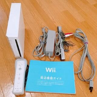 ウィー(Wii)のwii (家庭用ゲーム本体)
