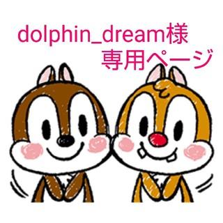 ディズニー(Disney)の【dolphin_dream専用】ツムツム☆チップとデール(キャラクターグッズ)