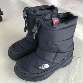 THE NORTH FACE - ノースフェイス  キッズ ヌプシー  ブーツ 19cm