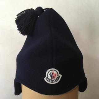 MONCLER - 【新品】モンクレール  とんがり帽 ニット帽