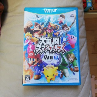 Wii U - Wii U 大乱闘スマッシュブラザーズ