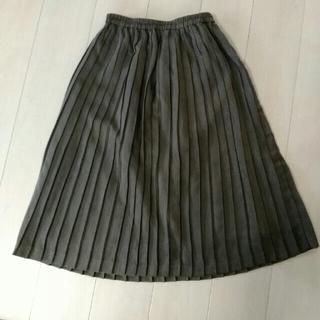 セブンデイズサンデイ(SEVENDAYS=SUNDAY)のセブンデイズサンデー プリーツスカート(ひざ丈スカート)