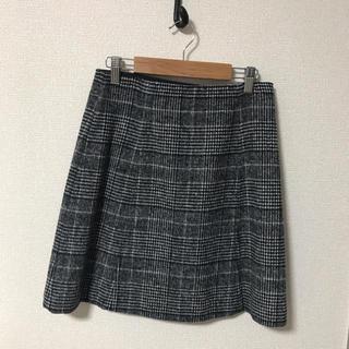 マーキュリーデュオ(MERCURYDUO)のMERCURY DUO 台形スカート(ミニスカート)