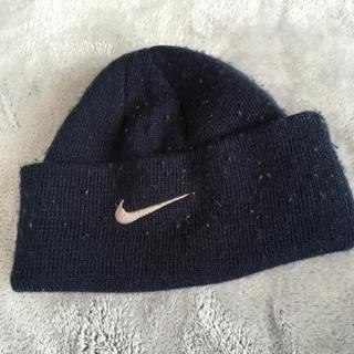 ナイキ(NIKE)のベビー用毛糸の帽子・ナイキ(帽子)