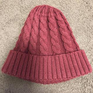 オズモーシス(OSMOSIS)のニット帽 ボルトー レディース (ニット帽/ビーニー)