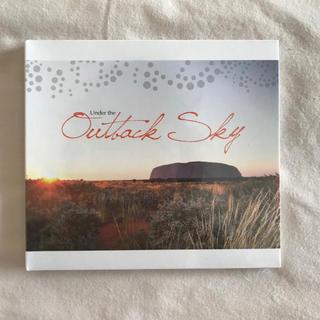 """ヒーリングCD """"Under the Outback Sky"""" 未開封 新品"""