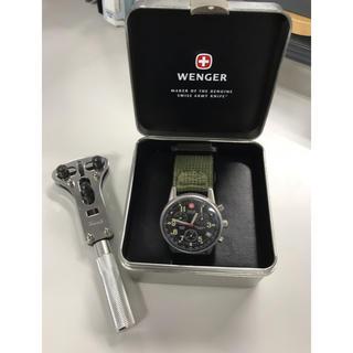 ウェンガー(Wenger)のWenger 70725 青島モデル S.A.KDESIGN(腕時計(アナログ))