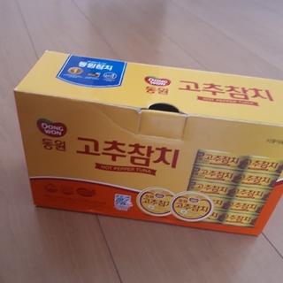 コストコ(コストコ)の味つけカツオ(唐辛子ツナ)(缶詰/瓶詰)