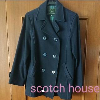 ザスコッチハウス(THE SCOTCH HOUSE)のスコッチハウス ピーコート 160(ピーコート)