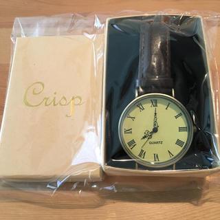クリスプ(Crisp)のcrisp ノベルティ腕時計(腕時計)