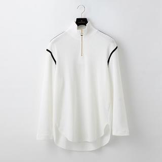 ステュディオス(STUDIOUS)のCULLNI  ハーフジップ(Tシャツ/カットソー(七分/長袖))