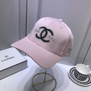 Gucci - シャネル CHANEL キャップ帽子 ピンク レディース