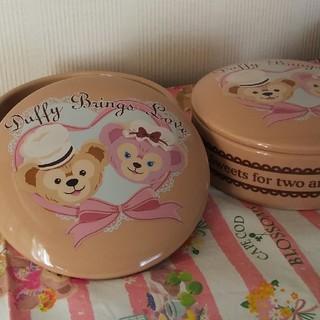 ダッフィー(ダッフィー)のダッフィー&シェリーメイ♡キャセロール皿♡グラタン皿(食器)
