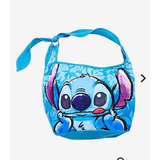 ディズニー(Disney)の日本未発売 スティッチ ホットトピック トートバック(トートバッグ)