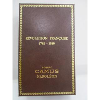 カミュ― ナポレオン コニャック ブック陶器ボトル LIMOGES CAMUS (ブランデー)