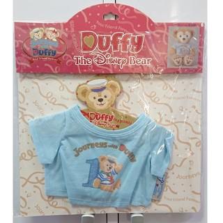 ダッフィー(ダッフィー)のダッフィー 10周年  コスチューム Tシャツ ナンバー 1(キャラクターグッズ)