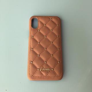 エイミーイストワール(eimy istoire)のiPhonexケース(iPhoneケース)