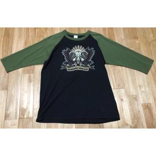 クーティー(COOTIE)のCOOTIE 7部袖 サイズXL 未使用品(アウトレット)(Tシャツ(長袖/七分))
