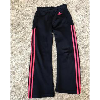 アディダス(adidas)のadidas/アディダス ジャージ ボトムス 130 濃紺(パンツ/スパッツ)