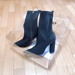 イエローブーツ(Yellow boots)の【新品未使用】yello ショートブーツ(ブーツ)