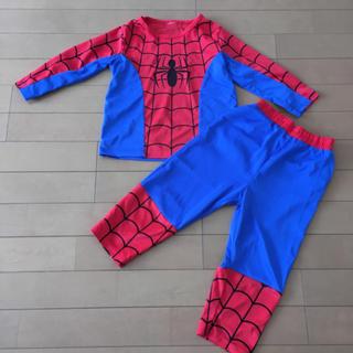 マーベル(MARVEL)のスパイダーマン marvel マーベルヒーロー コスチューム パジャマ なりきり(パジャマ)