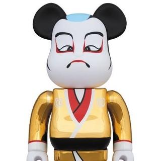 【送料込】歌舞伎 カブキ 400% ベアブリック スカイツリー ソラマチ