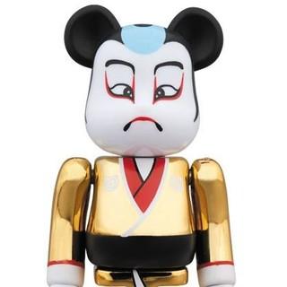 【送料込】歌舞伎 カブキ 100% ベアブリック 東京スカイツリー ソラマチ