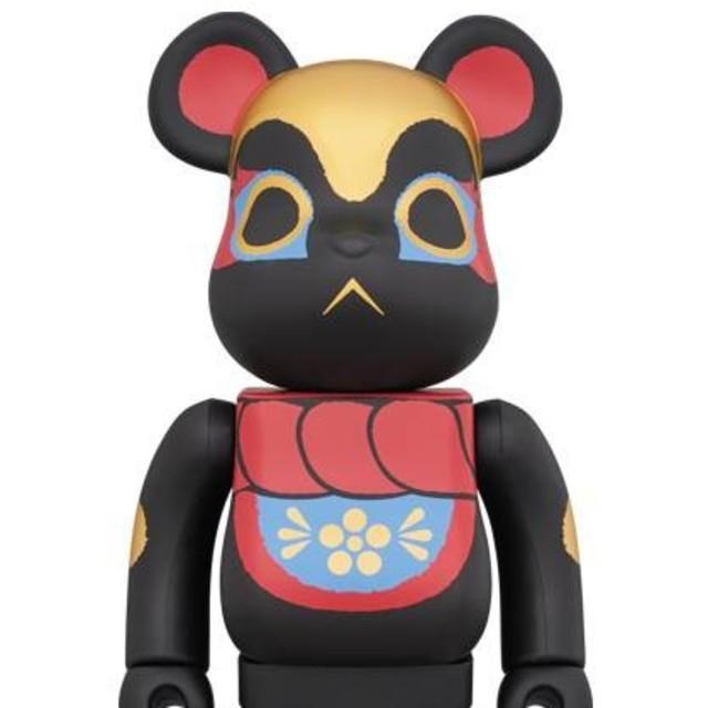 【送料込】イヌハリゴン 黒 400% ベアブリック 東京スカイツリー ソラマチ エンタメ/ホビーのおもちゃ/ぬいぐるみ(キャラクターグッズ)の商品写真