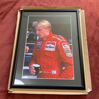 フェラーリ(Ferrari)のFerrariレース 生写真 額縁(写真額縁 )
