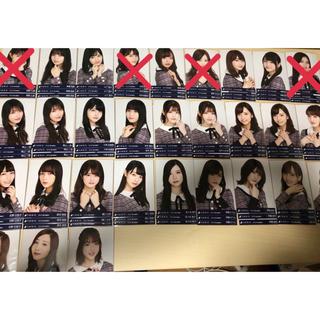 ノギザカフォーティーシックス(乃木坂46)の乃木坂 生写真 22th制服(アイドルグッズ)